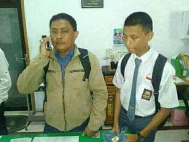 SMKN 2 Makassar Keluarkan Aliq Setelah Ayahnya Hajar Guru, Tebak Sekolah Mana yang Mau Terima?