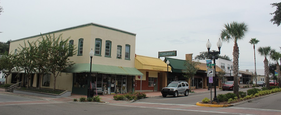 Downtown en Zephyrhills