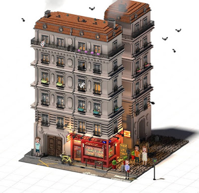 Voxel Bakery Shop