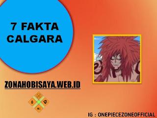 Fakta Calgara One Piece