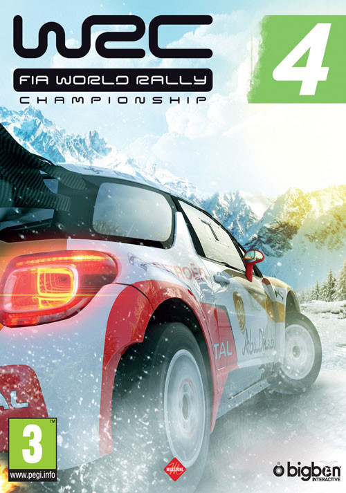 تحميل لعبة سباق السيارات الرالي WRC 4