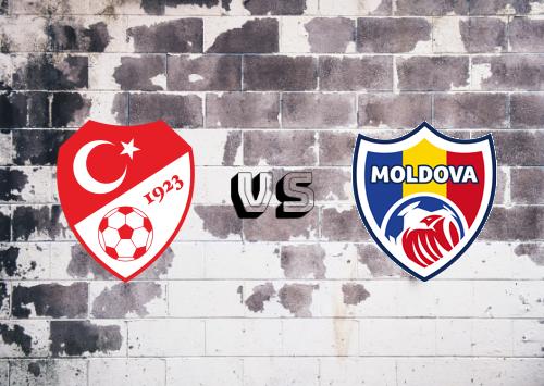 Turquía vs Moldavia  Resumen
