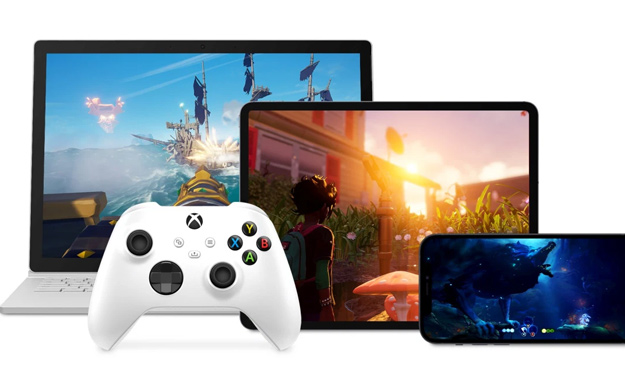 play Xbox games on your iPhone