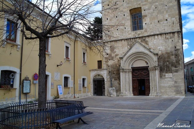 Guardiagrele, chiesa di San Francesco d'Assisi