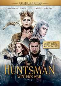 The Huntsman Winters War 2016 720p Hindi Dual Audio Extended BluRay 900mb