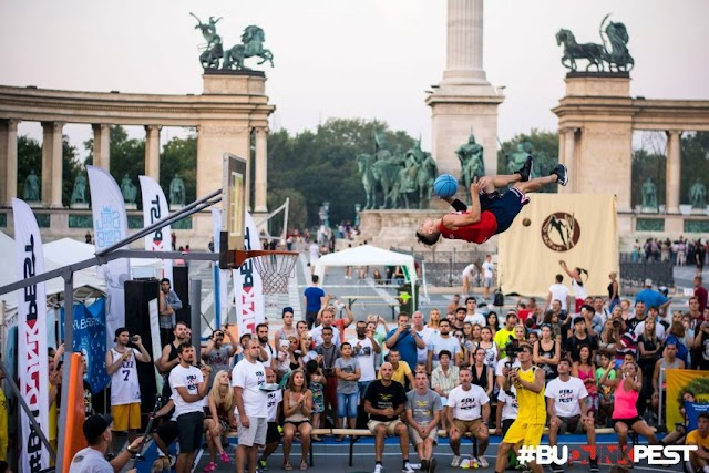 Szombaton ismét Magyar Kosárlabdázás Napja a Hősök terén
