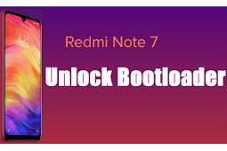 Cara Unlock Bootloader [UBL] Redmi Note 7 Tanpa PC