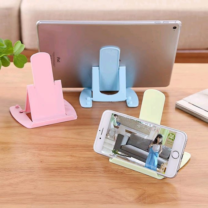 Mobile stand Beautiful phone stand Universal Folding stand
