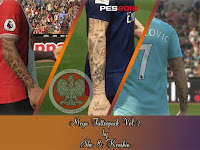 PES 2018 Mega Tatto Pack V2 dari Sho & Kenshin