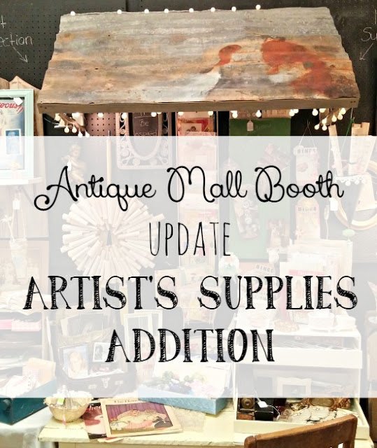 Art supplies for sale
