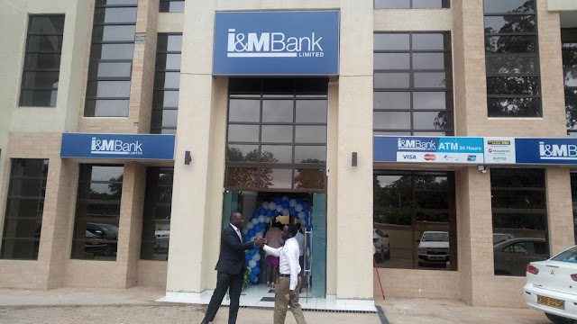 I&M Bank Spring Valley branch