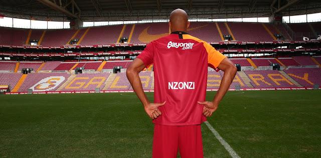 Nzonzi, Galatasaray'daki 7. Fransız oyuncu!
