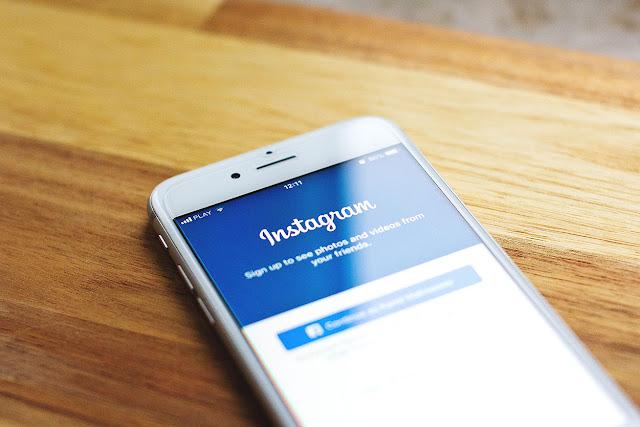Cara Menyalin Caption di Instagram