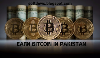 how to earn bitcoin in pakistan