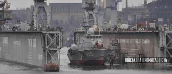 Миколаївський суднобудівний завод відновлює свою роботу