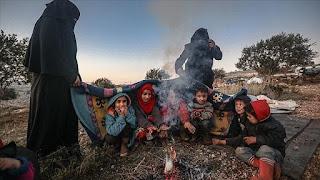 الإغاثة الإنسانية التركية تنشئ 120 مأوى للسوريين في إدلب