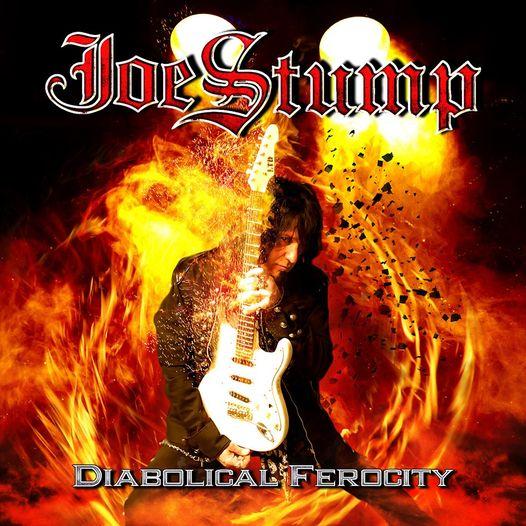 """Ο δίσκος των Joe Stump """"Diabolical Ferocity"""""""
