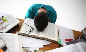 Ciri Mental Terganggu Karena Skripsi dan Tugas. The Zhemwel