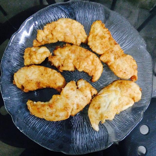 buttermilk chicken, buttermilk chicken simple, butterchicken, resepi buttermilk chicken
