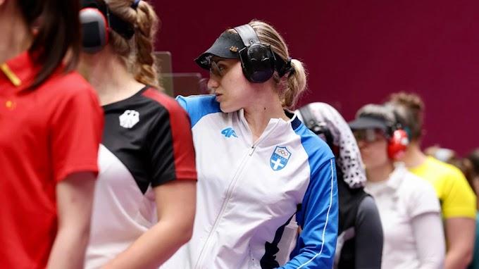 Ολυμπιακοί Αγώνες : Η Αννα Κορακάκη προκρίθηκε στον τελικό στα 25μ πιστόλι