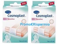 Logo Diventa tester Cerotto Cosmoplast Sensitive
