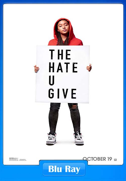 The Hate U Give 2018 720p BluRay Dual Audio Hindi x264 | 480p 300MB | 100MB HEVC Poster