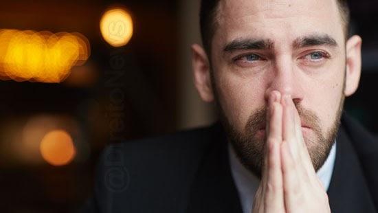 dia em que sai chorando tribunal