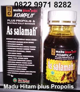 Khasiat Manfaat madu Hitam untuk Kesehatan