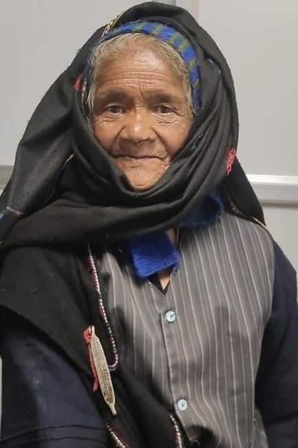 रूद्रप्रयाग की दादी को दुनिया कर रही नमन देखिए दादी की होस्लों की गाथा