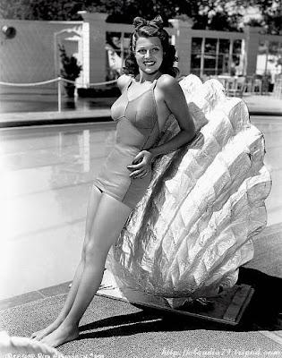 Rita Hayworth, actriz Gilda