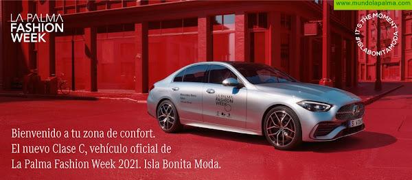 Mercedes-Benz, a través del grupo Rahn, se convierte en el vehículo oficial de La Palma Fashion Week