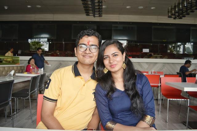 Raksha Bandhan, Bikanerwala, greater noida, shiv sangal