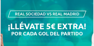 Mondobets promo Real Sociedad vs Real Madrid 20-9-2020