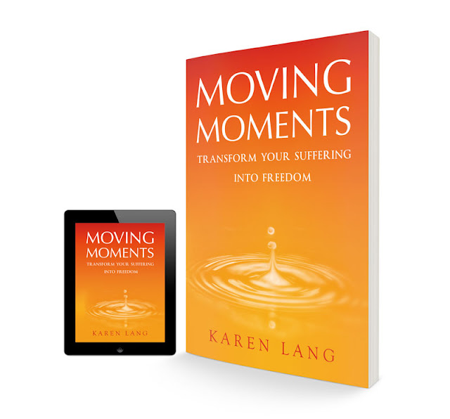 Moving Moments / Book Cover Design
