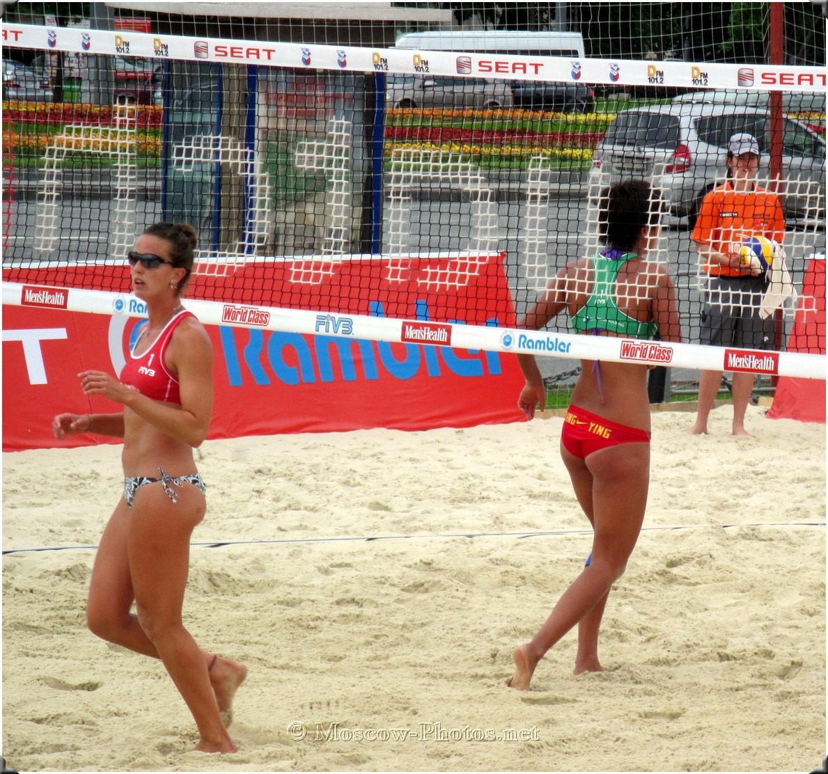 Moscow Beach Volleyball World Tour Moscow