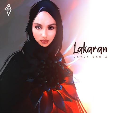 Layla Sania - Lakaran MP3