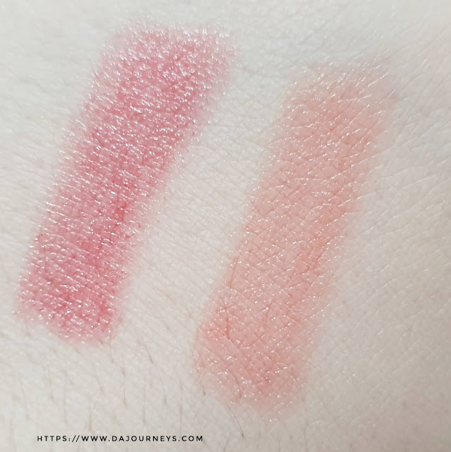 Review Nivea Lip Crayon Candy Crush dan Poppy Red