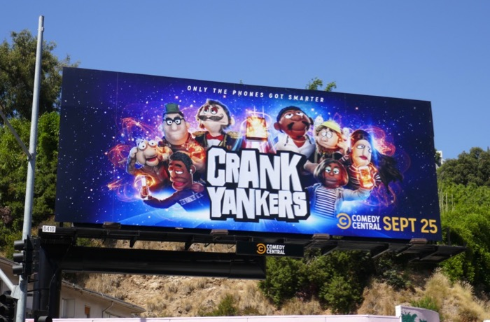 Crank Yankers season 5 billboard