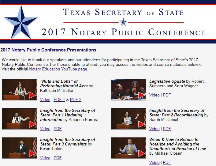 how to become a notary in texas