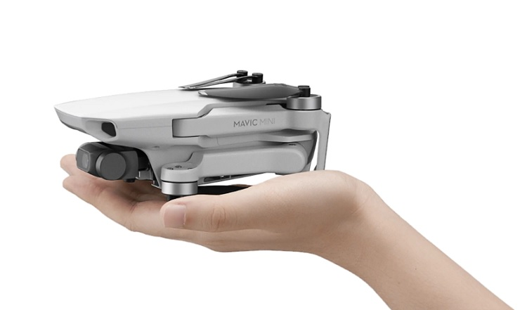 DJI Mavic Mini Launched
