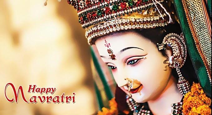 NAVRATRI FESTIVAL - Navadurga - 9 forms of Goddess Durga