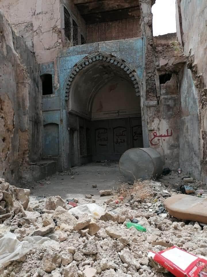 نص:اعمار بقلم/عبدالله خليل العلاف