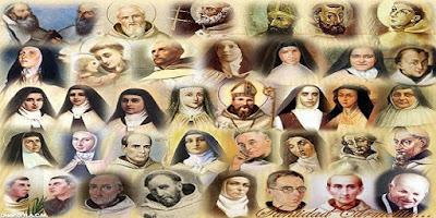 imagem de todos os santos