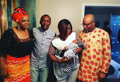 Nigerian Singer, General Pype Welcomes A Baby Boy