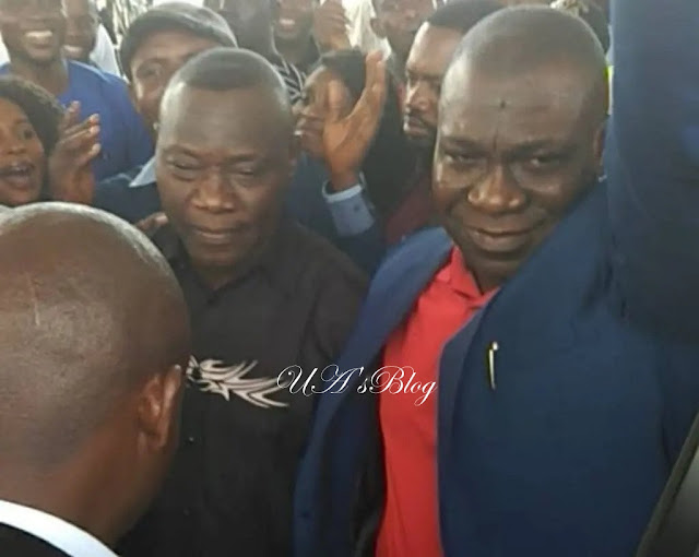 What Ekweremadu Said About Attack In Germany, Nnamdi Kanu, IPOB After Return To Nigeria