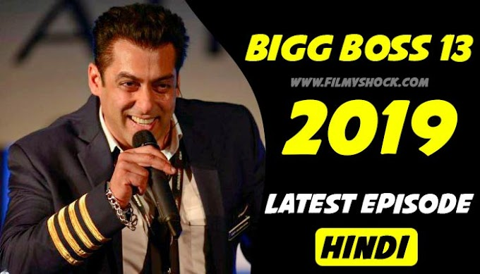 Bigg Boss 13 Full Latest Episode Download Online by Tamilrockers