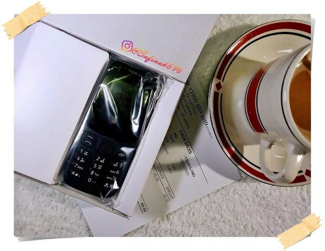 Kenapa Nokia 106 lebih bagus