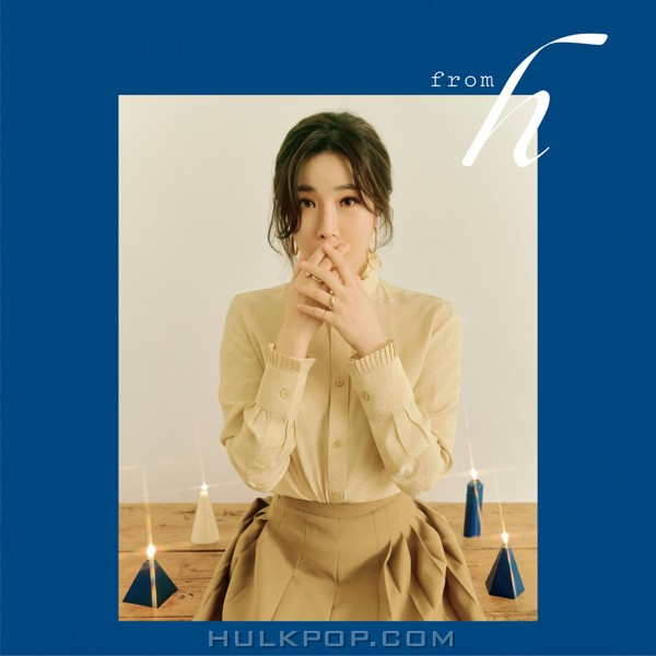 LEE HAE RI (DAVICHI) – from h – EP