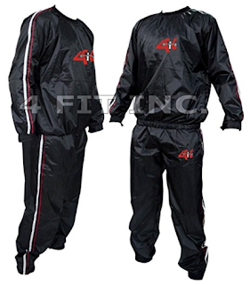 4Fit Heavy Duty PVC sauna suit