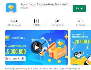 4 Aplikasi Pinjaman Uang Online Terpercaya